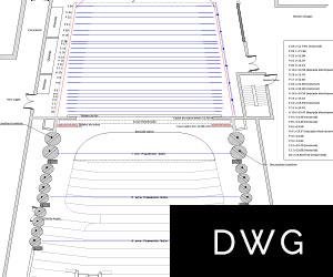 Salle DWG